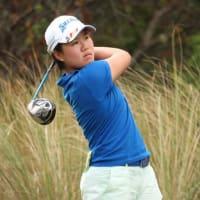 今日から10月 日本女子オープンゴルフ最終日