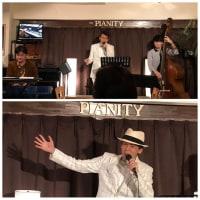 2月9日(日)の午後は清水賢司(vo)さんのライブでした!