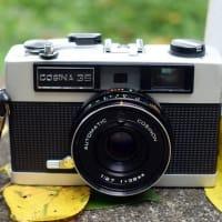 昔、コシナ35というカメラがあった