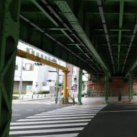 昌平橋架道橋 - 都心に残る明治生まれの現役産業遺産