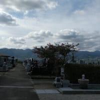 シャンソン歌手リリ・レイLiliLey    お墓参りと座禅
