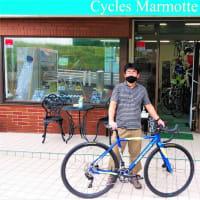 グエルチョッティのシクロクロス入門用バイクをグレードアップ!