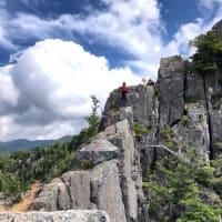 小川山・烏帽子岩左稜線(2020/9/19~21)
