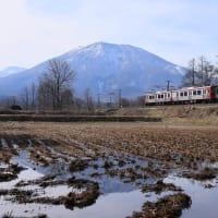 黒姫山とSR1系200番台