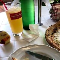 チーズクワトロPIZZA。