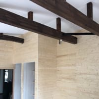 木の部屋。