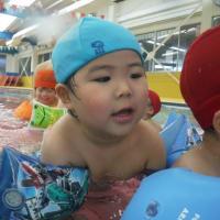 11月2歳児スイミング