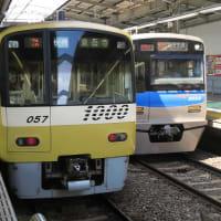初めて鶴見線に乗車 (2019年8月東京旅 品川、三田、田町経由)