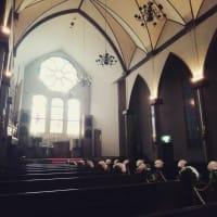 東武トレジャーガーデンと素敵な教会。