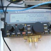 HFモービルホイップ vs 電磁ループ 比較実験