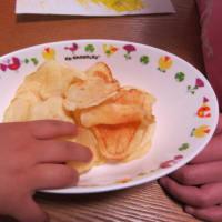 湖池屋さんの夏のポテトチップス食べてみました!!
