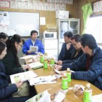 石巻農業士会現地視察交流会を開催しました