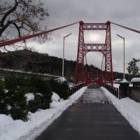 恐怖の鹿瀬橋の事情