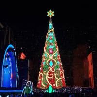 〔USJ〕ユニバーサル・クリスタル・クリスマス 「クリスタルの約束」