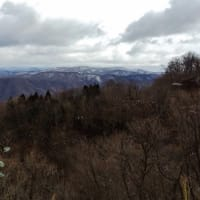 雪を求めて栃ノ木峠、鉢伏山へ