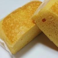 厚焼き玉子のような蒸しパン