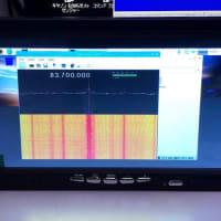 RaspberryPI3+ とRTL-SDR