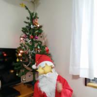 サンタさん来たよ🎅