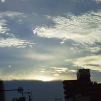 ここ数日、お空がすごいのです