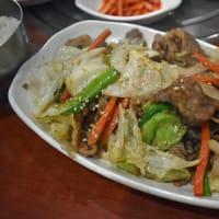 アリラン食堂(鶴橋)のがっつり!焼肉とヘルシー!韓国家庭料理