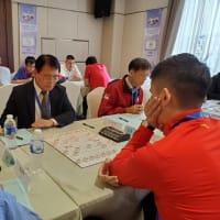 所司和晴選手、シャンチー(象棋)アジア個人選手権で勝率5割を達成
