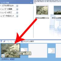 ビデオファイルを切り取って,必要なところだけ使う方法