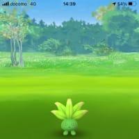 Pokemon GO Tour:カントー地方 その1
