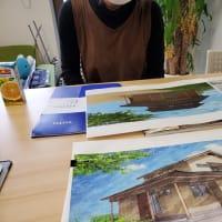 過ごし方と質感に囲まれる暮らし方は毎日の充実を変化させますよね、過ごす空間の違いに心地よさを設計デザインするように、奈良県明日香村で計画中の数寄屋の家。