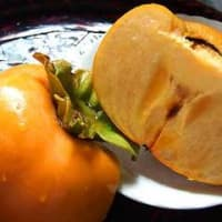 旬の果物 第二弾 『富有柿』