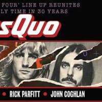Status Quo黄金期のメンバー集結