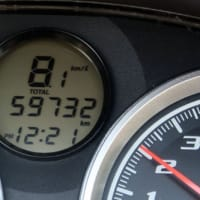 バイクの定期点検・タイヤ交換
