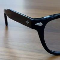 ヴィンテージメガネ+ライトカラー
