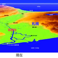 【6000年前は海だった北海道石狩平野】