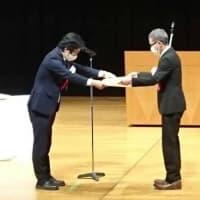 宇野杜氏「令和2年度卓越した技能者」の知事表彰受賞