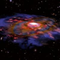 """観測史上最も遠い銀河は、約134億光年彼方にある""""GN-z11""""に確定したそうです。"""