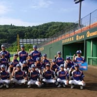 第25回 県央地域選抜少年野球大会