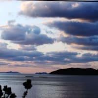師走の海風景‥④