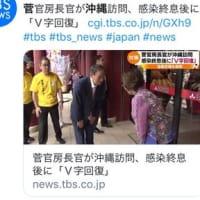 三つの「密」対策を公然とぶち壊している安倍首相と菅官房長官と岸田政調会長の三バカトリオ