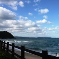 師走の海風景‥②