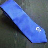 プレゼントで似顔絵のネクタイ