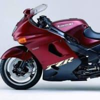 当時世界最速!カワサキのZZR1100を購入! 車を含め、人生でもっとも速いマシン。