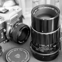 ASAHI PENTAX Super-Multi-Coated TAKUMAR/6×7 200mm F4