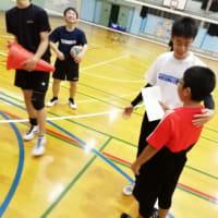 第7回山北高校小中学生バレーボール練習会報告