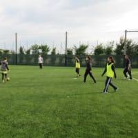 ウォーキングサッカー体験会