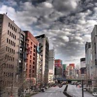 新宿冬景色
