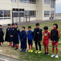 加治川FCトレーニングマッチ