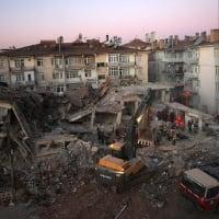 【トルコ・エラズー地震】死者31人、けが人は1600人超