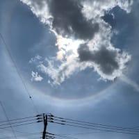 日暈(にちうん)