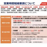 新型コロナ感染による、茨城県感染拡大市町村に、境町が13日から指定。県内25市町村に発令