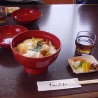今日のランチ(丼)
